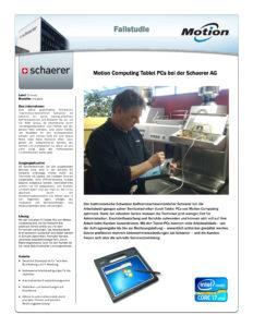 i-bit.ch Schaerer Fallstudie tablet.ch Motion F5